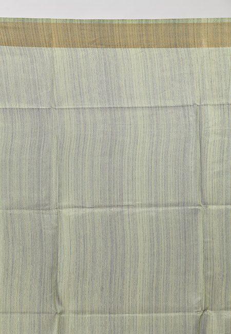 Pista Green Color Printed Tissue Silk Saree (She Saree 930)